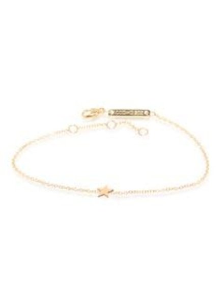 zoe chicco itty bitty star bracelet