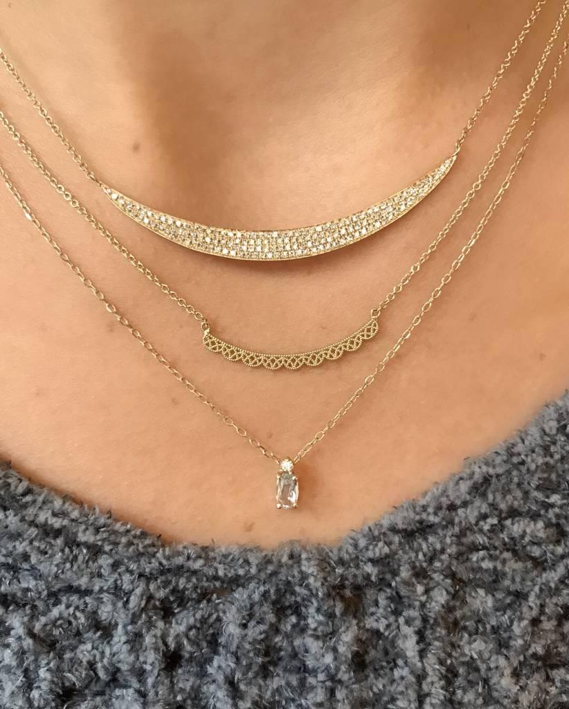 gjenmi morning dew blue topaz necklace