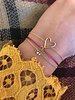 jennie kwon designs emerald diamond moon drop bracelet