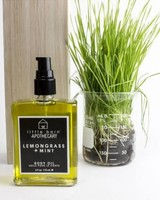 little barn apothecary honeysuckle + grapefruit body oil