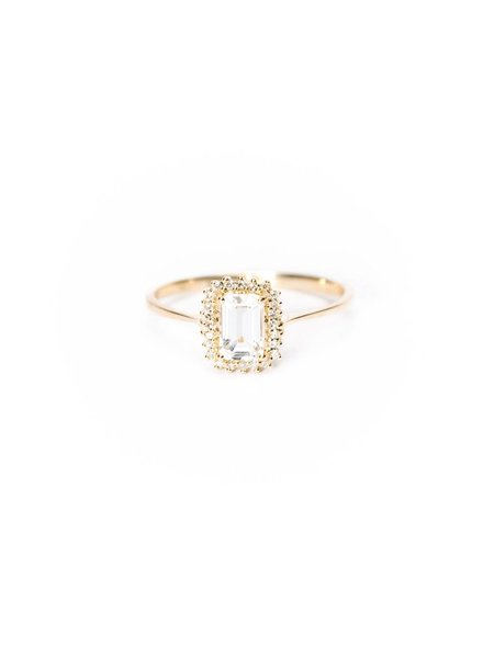 kasia apsara white topaz ring