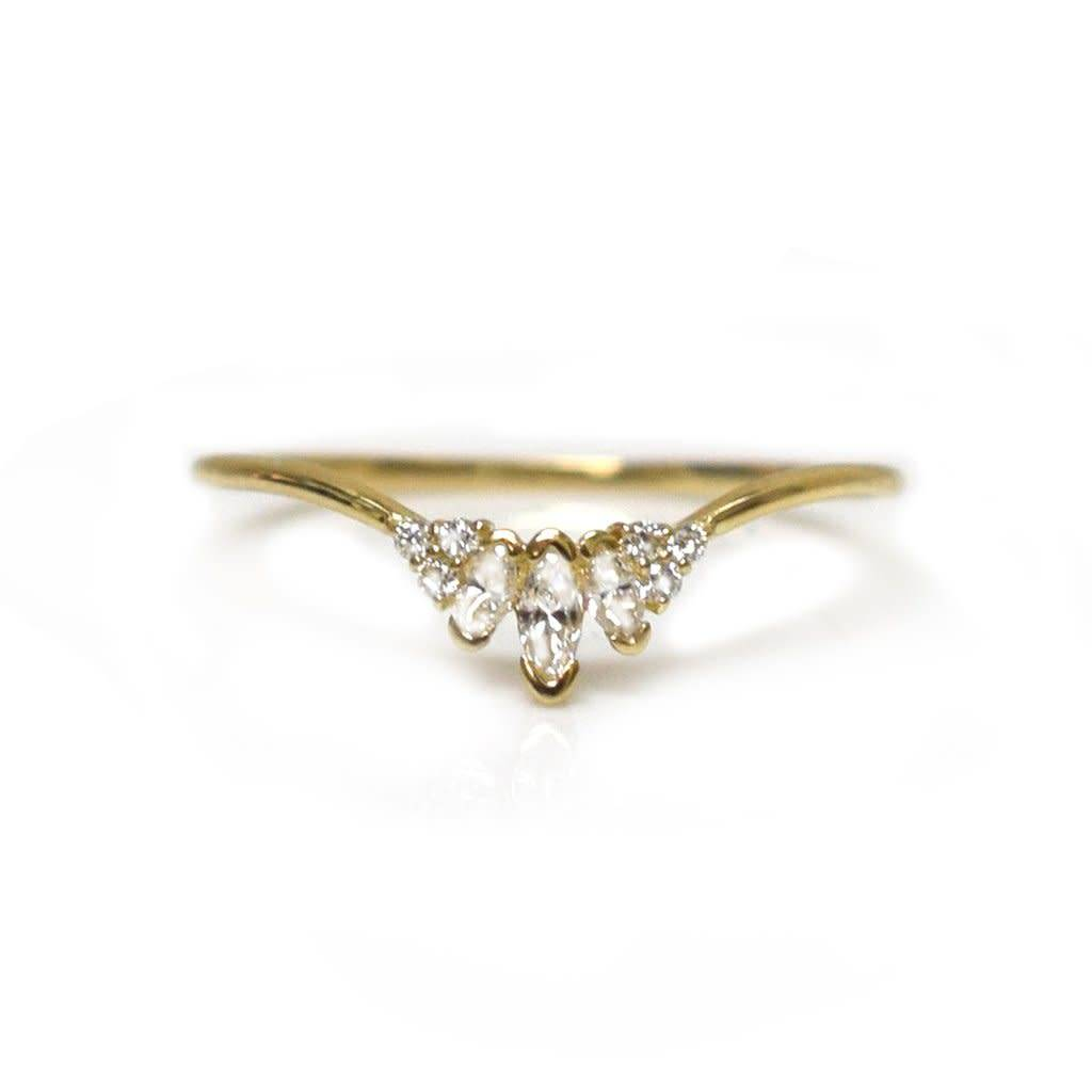 la kaiser princess elle diamond band