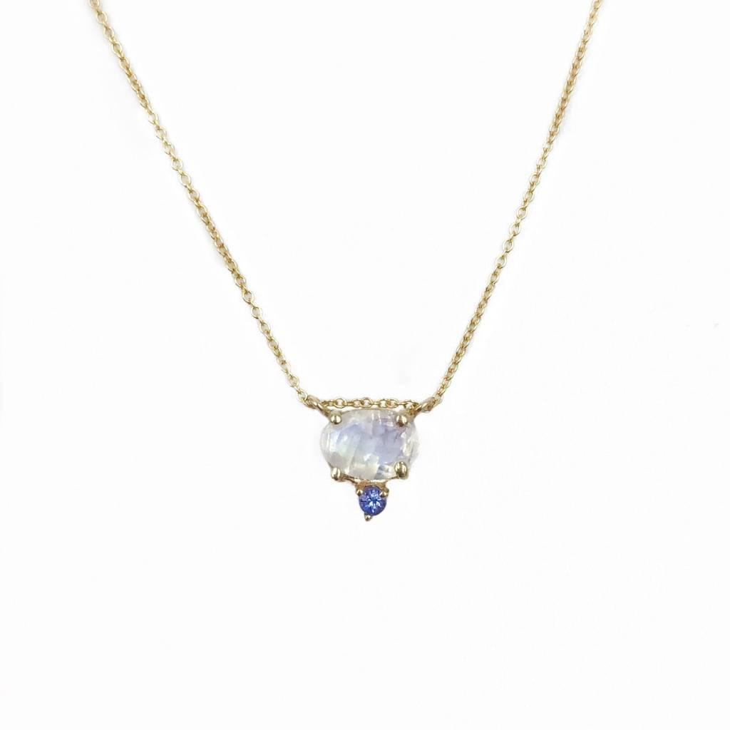 mason grace nyla moonstone necklace