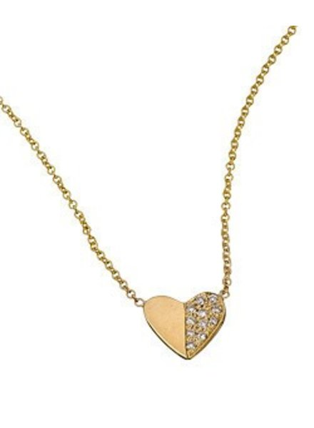 ariel gordon close to my heart necklace