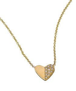 ariel gordon close to my heart necklace