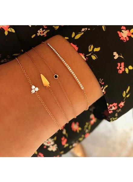 hortense carotte bracelet