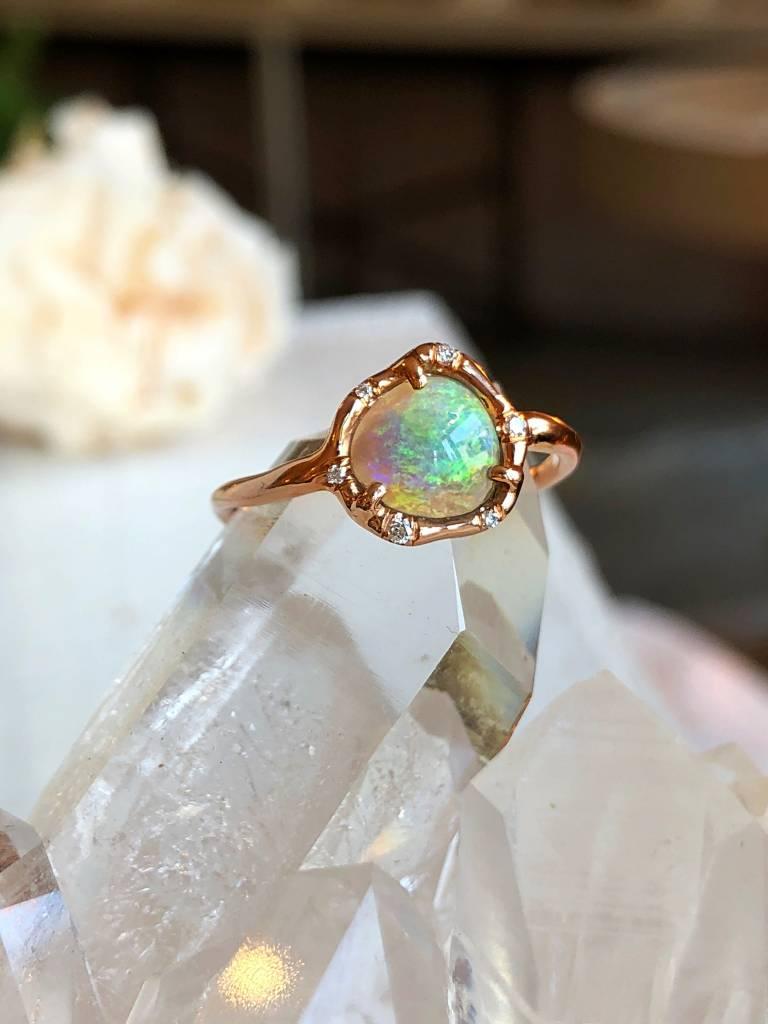 sirciam cosmic light opal ring