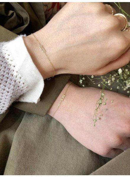 zoe chicco BFF bracelet