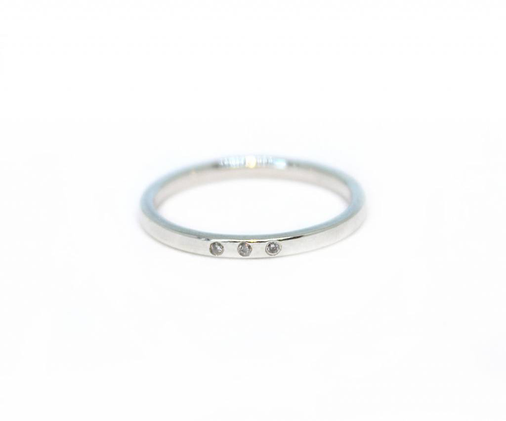aili jewelry confetti ring