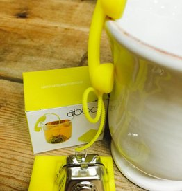 Abbott Phone & Phonebook Tea Infuser