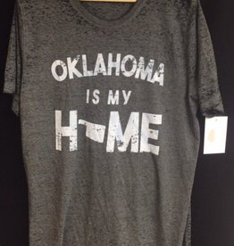 Calamity Jane's Apparel Oklahoma Is My Home
