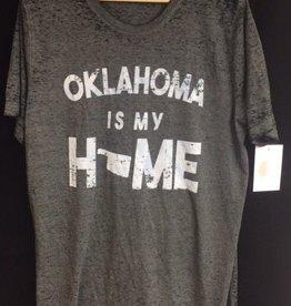 Calamity Jane's Apparel Oklahoma Is My Home