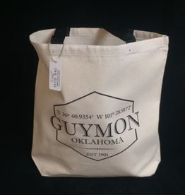 Fly Paper Tote Bag Guymon