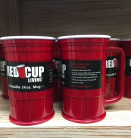Oenophilia Red Cup Living Beer Mug