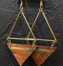 Mata Traders, Ltd Mixteco Earrings