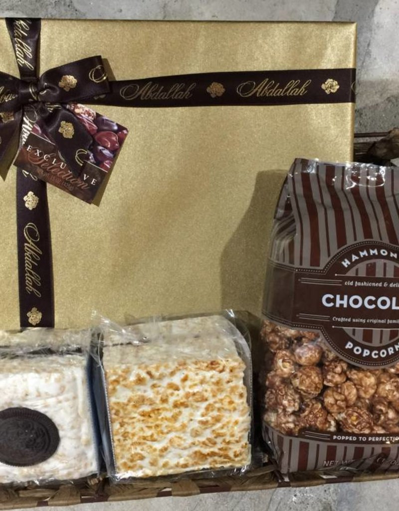 Golden Crown Chocolate Lovers