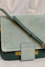 Fossil Ava Flap Alpine Green