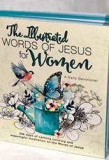 Christian Art Gifts The Illustrated Words of Jesus for Women