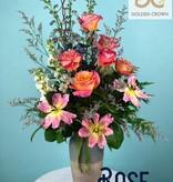 Golden Crown Rose