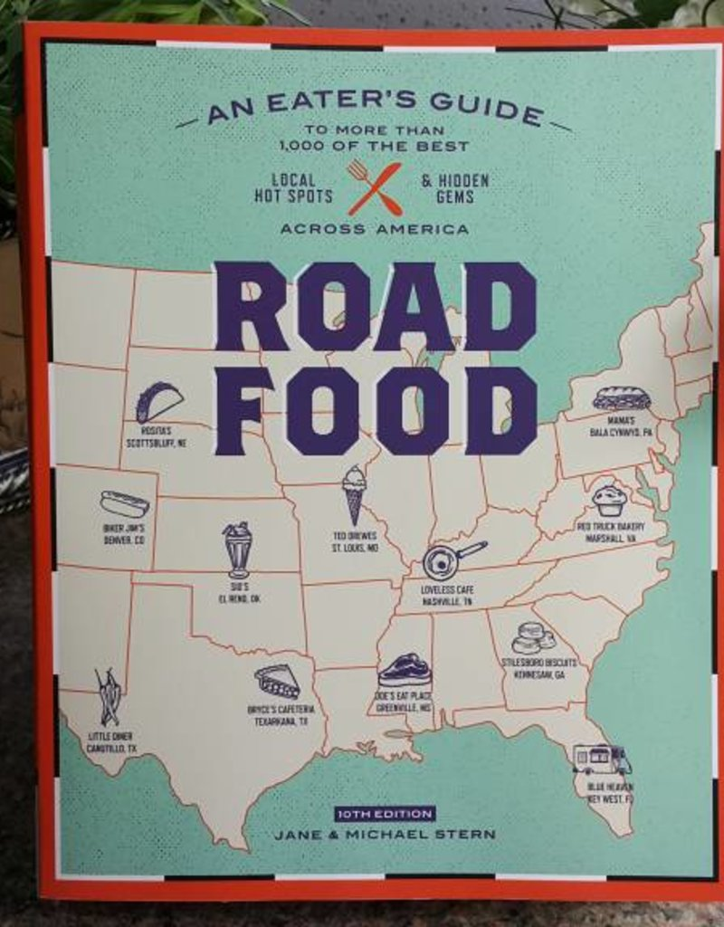 Penguin Random House Road Food