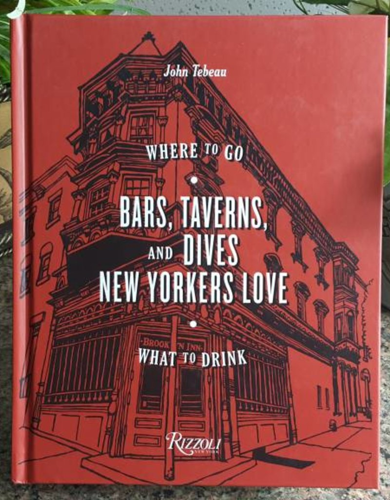 Penguin Random House Bars, Taverns, and Dives New Yorkers Love