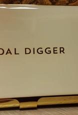 CR Gibson Goal Digger Business Card Holder