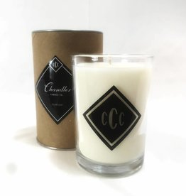 Chandler Candle Olive Leaf
