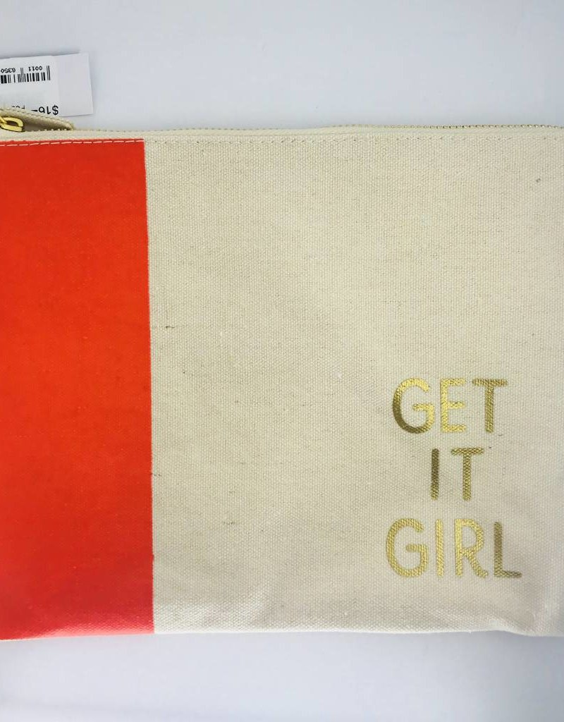 About Face Designs Get it Girl Pouch