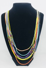 KurtMen Colorful Bead Necklace