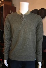 Jason Scott Walter 2-Button Pullover Forest Large