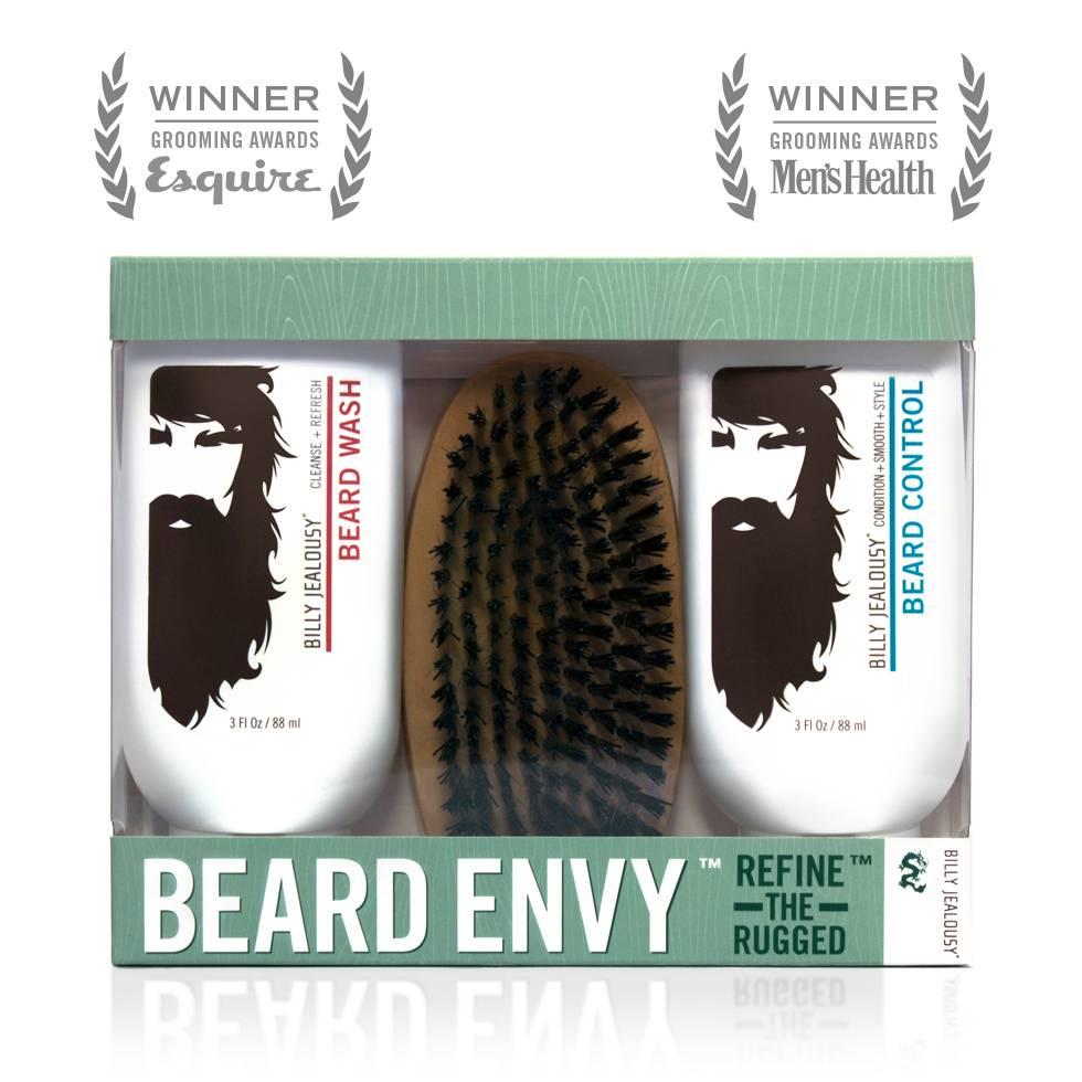 Billy Jealousy Billy Jealousy - Beard Envy Set