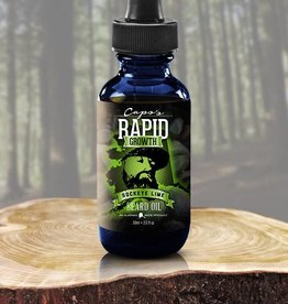 Capo's Beard Oil Sockeye Lime