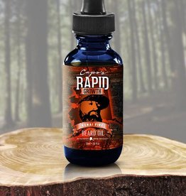 Capo's Beard Oil Kenai Fire