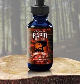 Capo's Capo's Beard Oil Kenai Fire