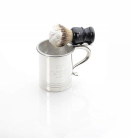 St. James Of London St. James Of London Pewter Mug w/ Brush Holder