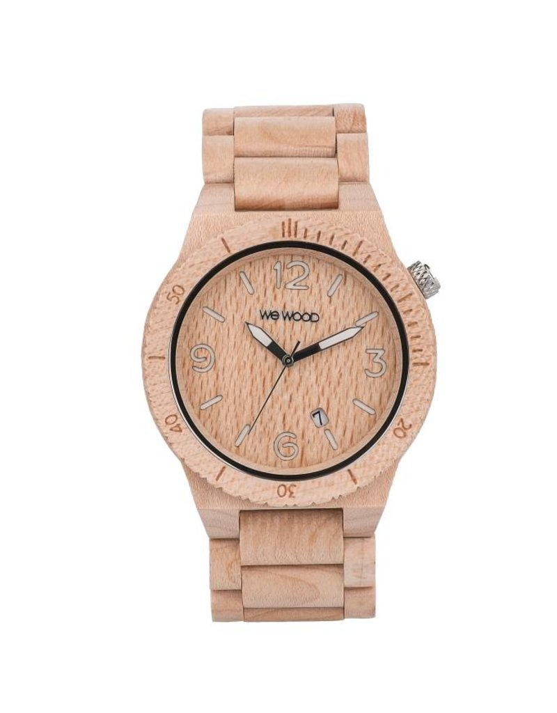 9d0b554f5330 Wewood Watch Alpha Beige - SignatureStag