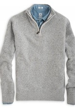 Peter Millar Peter Millar-Mountainside Wool Cashmere Quarter Zip Sweater