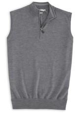 Peter Millar Peter Millar-Merino Wool Quarter Zip Vest MF16S54