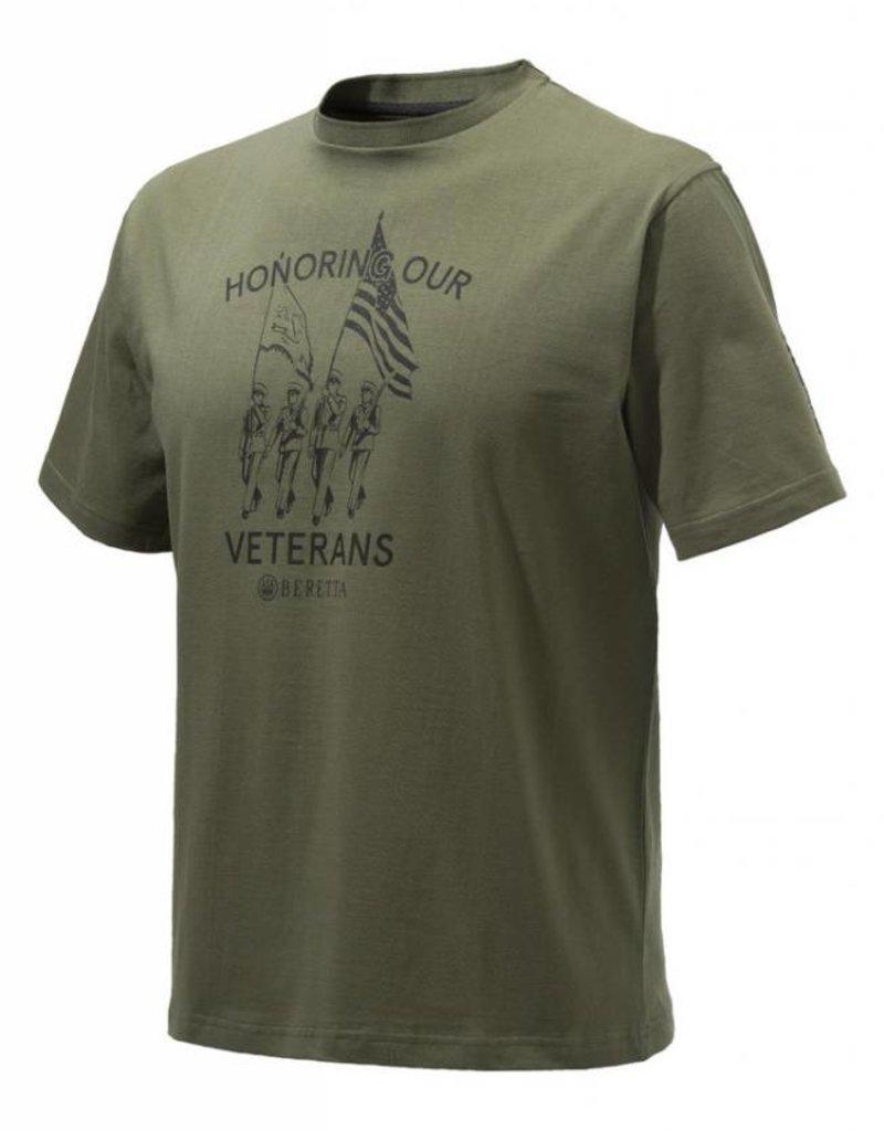 Beretta Beretta Honoring Veterans T Shirt