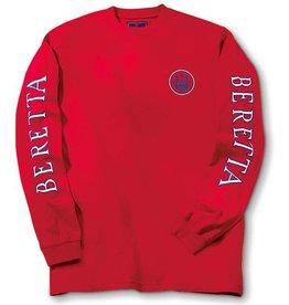 Beretta Beretta Double Logo Long Sleeve T-Shirt