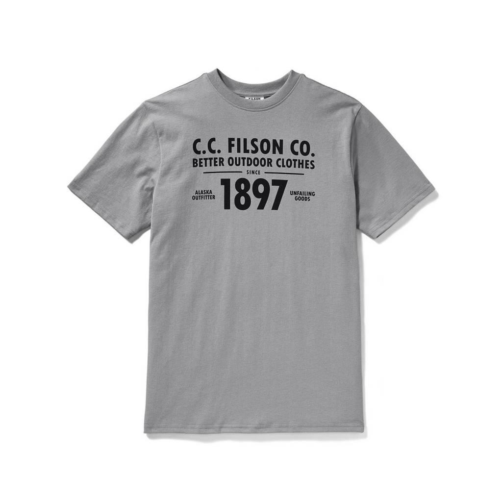 Filson Filson-S/S Outfitter Graphic T-Shirt