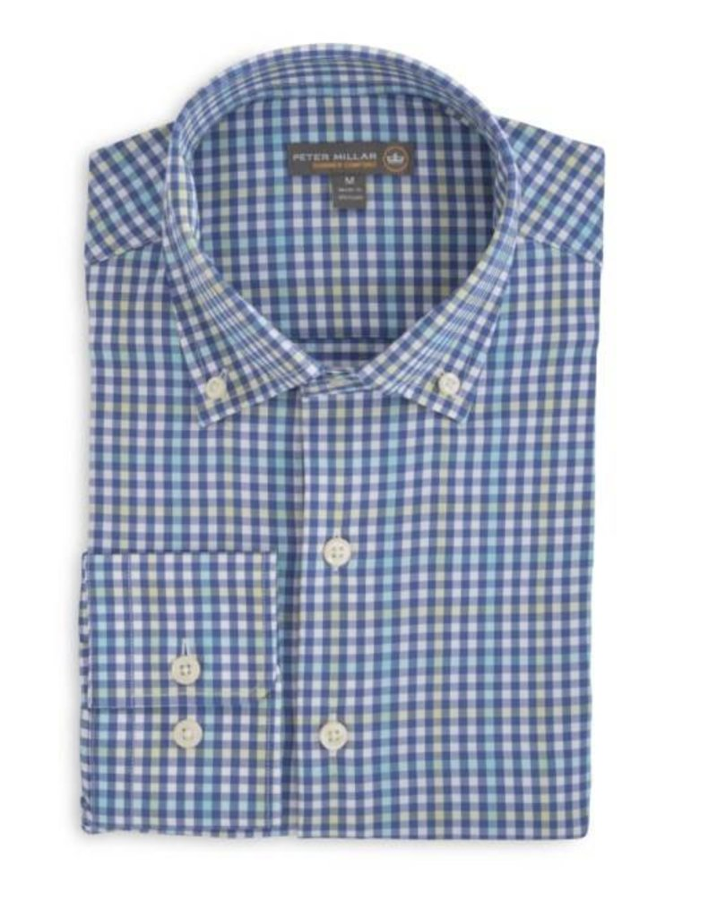 Peter Millar Peter Millar-Mickey Performance Multi Gingham
