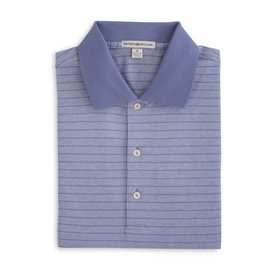 Peter Millar Peter Millar-Jordan Stripe Cotton Lisle (Knit Collar)