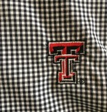 Peter Millar Peter Millar Mini Performance Check Woven Texas Tech