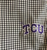 Peter Millar Peter Millar-Stretch Mini Check Woven TCU