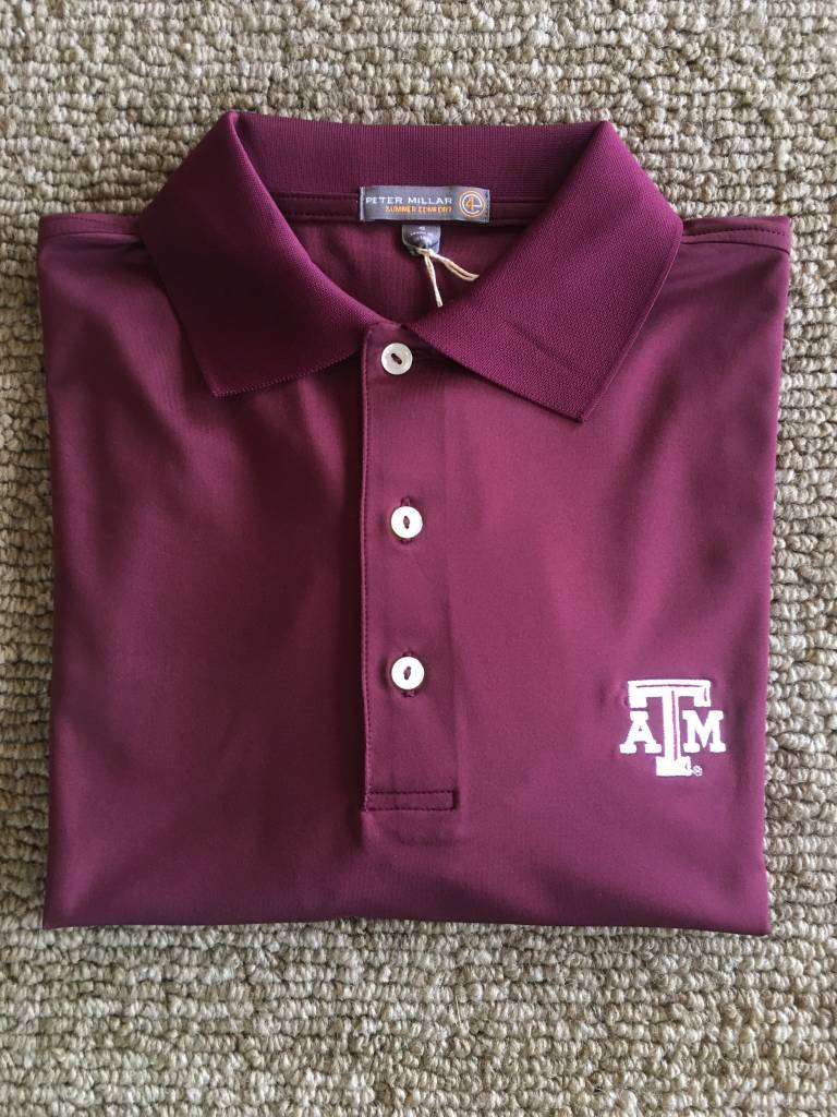 Peter Millar Peter Millar E4 A&M Solid Polo