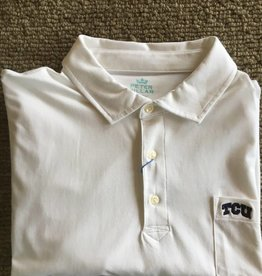 Peter Millar Peter Millar Seaside Wash Polo TCU