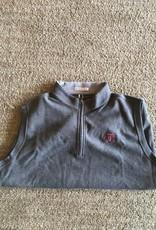 Peter Millar Peter Millar Melange Fleece 1/4 Zip Vest