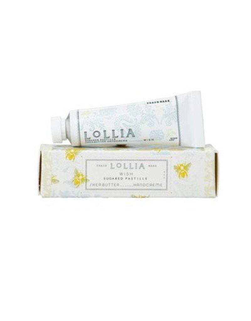 lollia wish petite handcreme