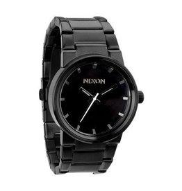 nixon nixon cannon all black watch